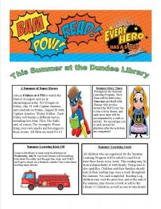 Summer Reading 2015-2