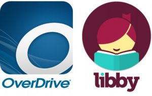 OverDrive and Libby - ebooks and audiobooks
